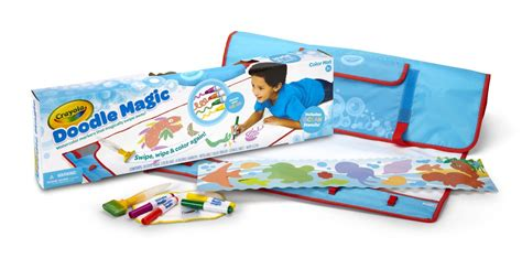 Crayola Marker Mat by Crayola Doodle Magic Color Marker Mat Only 11 Reg 33 Free Homeschool Deals