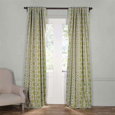 leaf curtains exclusive fabrics furnishings secret garden leaf green