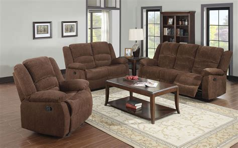 Specials Silver State Furniture Reclining Sofa And Loveseat Sets