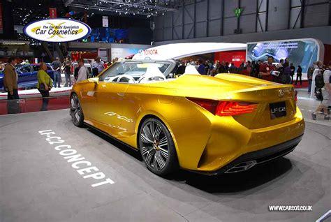 lexus lf c2 lexus lf c2 concept car