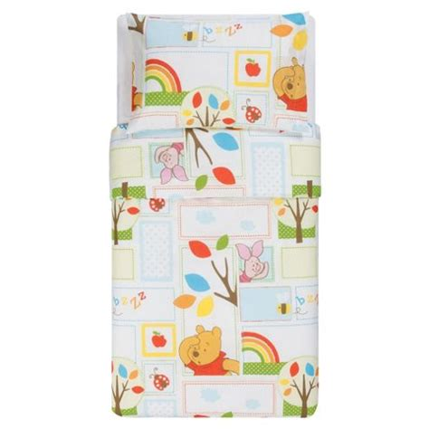 winnie the pooh toddler bedding buy winnie the pooh numbers toddler bed in a bag from our