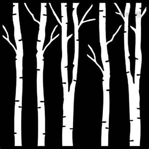 Tree Stencil Template by Top 25 Best Tree Stencil Ideas On Tree