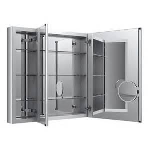 kohler bathroom mirror cabinet kohler verdera mirror cabinet 1020mm
