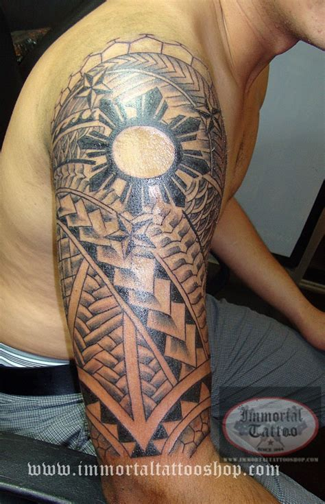 tribal immortal for tattoomagz