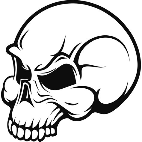 skull drawing images free download clip art free clip