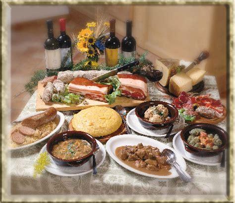 cucina trentino alto adige piatti tipici gastronomia trenitno piatti tipici della cucina