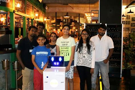 Bob2 Is Here And We India S Food Serving Robot Bob Is Here Inc42 Media