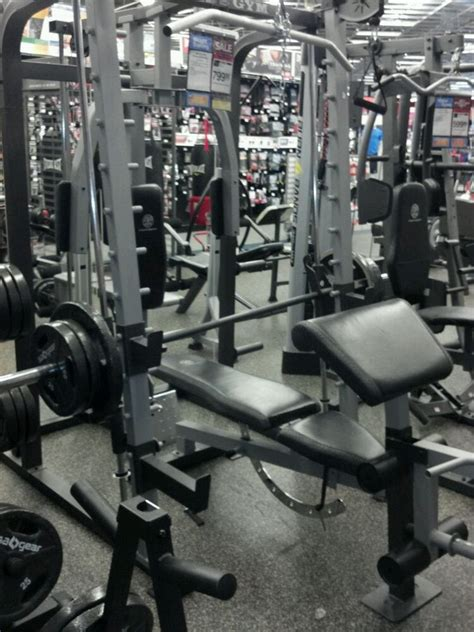 golds 799 99 platinum smith machine someone should