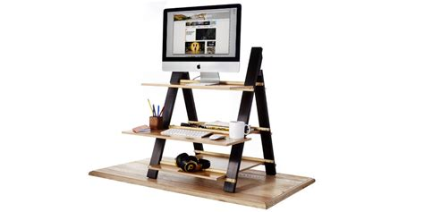 diy sit stand desk plans how to build a stand up desk