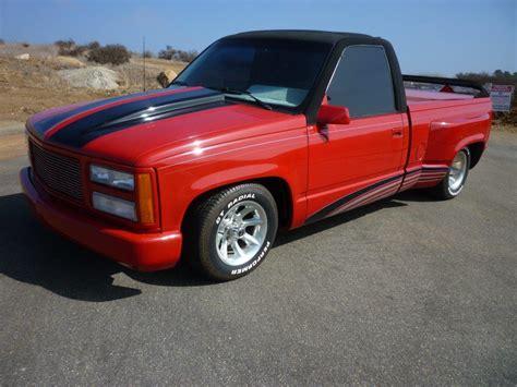 custom gmc trucks mr car