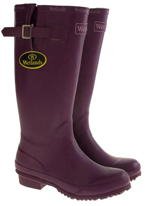 womens wetlands wellies wellington boots festival
