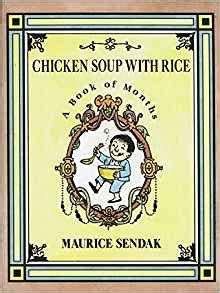 chicken soup with rice a book of months maurice sendak 9780064432535 amazon com books