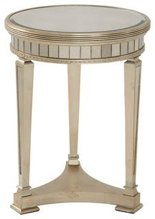furniture side table balmoor liquor borghese mirrored end table traditional side tables and end tables by vanity mirror co