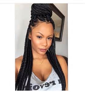 hair block braiding styles 1244 best box braids images on pinterest protective
