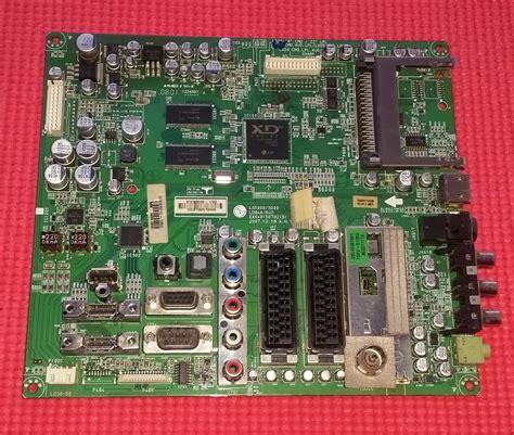Boardmainboard Tv Lg 22ln4050 board for lg 32lg5000 32 lcd tv eax40150702 3 ebr4358120 eax40150702 3 39 00