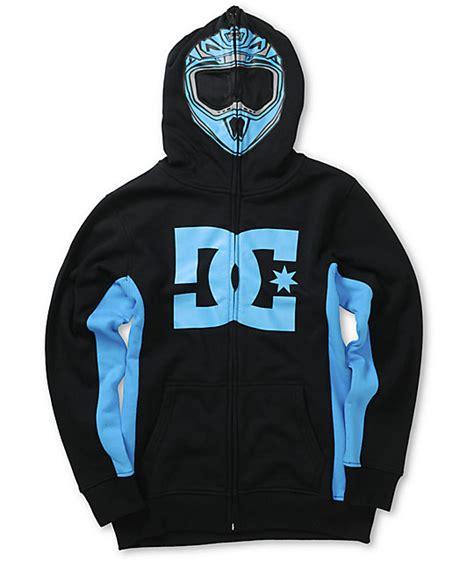 Hoodie Zipper Anak U Boy Clothing dc boys moto zip up mask hoodie at zumiez pdp