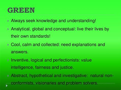 green meaning green color psychology
