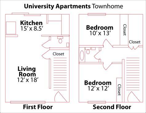 ncsu housing cost centennial townhomes ncsu raleigh nc