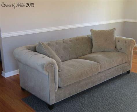 stewart couch macys martha stewart saybridge sofa ariele living room