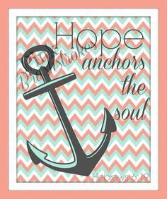 Love Anchors The Soul 8x10 - 1000 images about jacie bedroom on pinterest coral