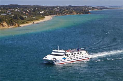ferry queenscliff queenscliff sorrento car and passenger ferry the
