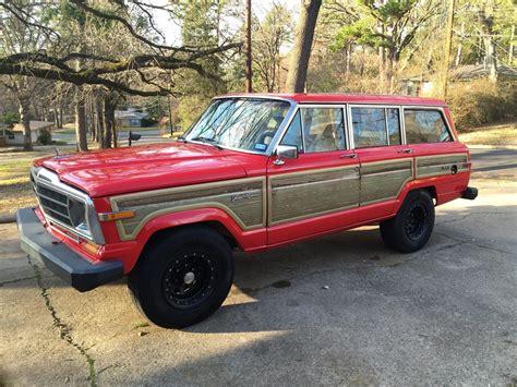 wagoneer jeep 2016 1988 jeep wagoneer for sale