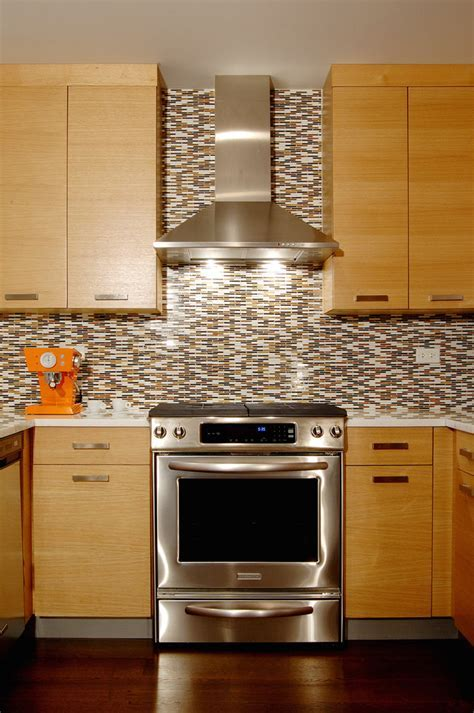 range hood ideas Kitchen Traditional with bookcase