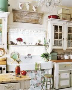 Shabby Chic Kitchen Design Shabby Chic Kitchen Ideas Design A Room