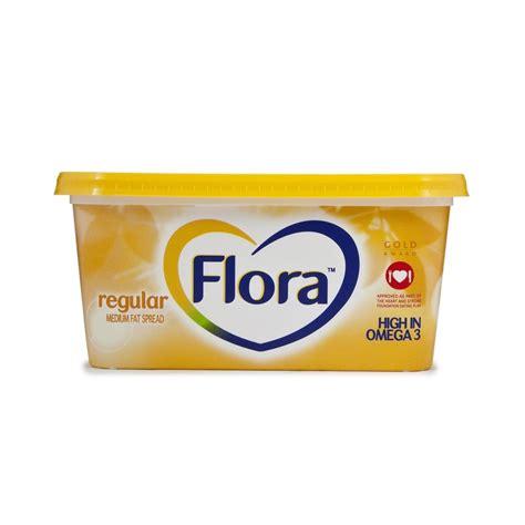 flora regular medium fat margarine spread 500g woolworths co za