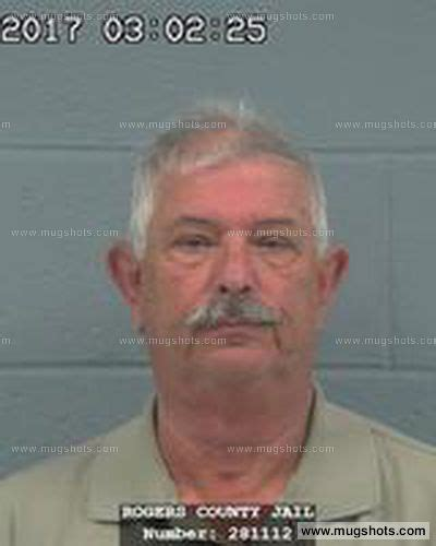 Rogers County Arrest Records Robert M Kinnick Mugshot Robert M Kinnick Arrest Rogers County Ok