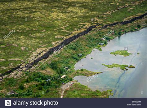 What Landscape Forms At The Mid Ridge Mid Atlantic Ridge Almannagja Fault Thingvellir National