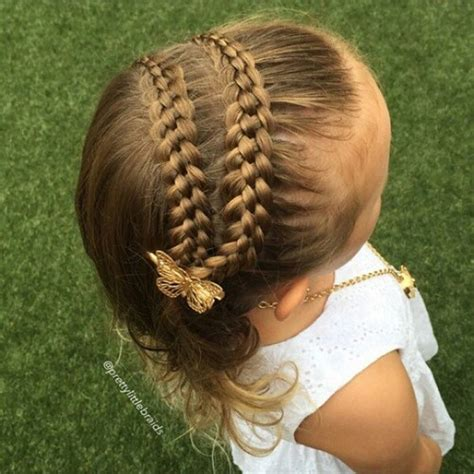 20 adorable braided hairstyles for girls popular haircuts
