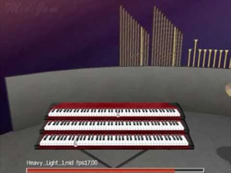 animusic pipe synthesia sheet animusic 2 heavy light synthesia sheet top v