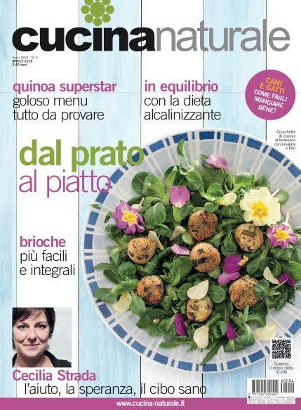 abbonamento cucina naturale le 3 riviste che leggo sempre babygreen
