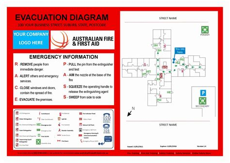 evacuation plan template free photo evacuation plan for home images home