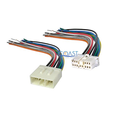 Car Radio Stereo Installation Wiring Wire Harness Combo