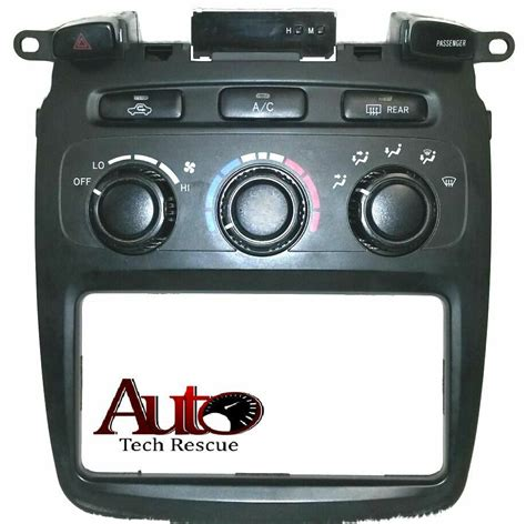 manual repair free 2001 toyota highlander instrument cluster 2001 2007 toyota highlander manual heater and a c climate control core required ebay
