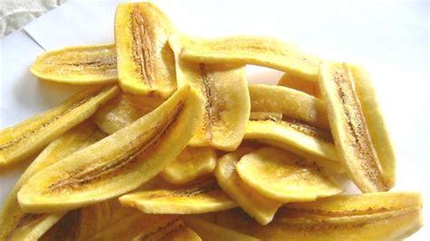membuat keripik pisang maicih