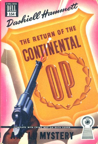 the big book of the continental op books the return of the continental op by dashiell hammett