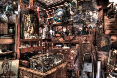 7 Amazing Vintage Stores antique shop hdr cartwright photography