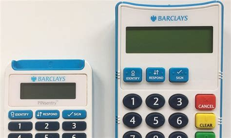barclays launches large talking card reader daily