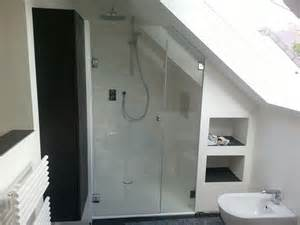 dusche einbau fishzero einbau dusche dachgeschoss verschiedene