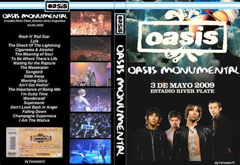 Dvd Gun Live At River Plate Stadium Argentina t u b e oasis 2009 05 03 buenos aires arg dvdfull pro