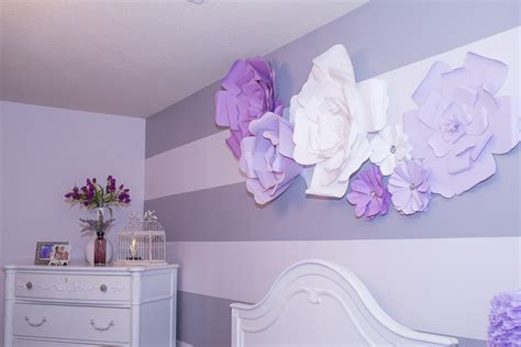 How To Make Paper Flowers For Wall - diy large paper flowers