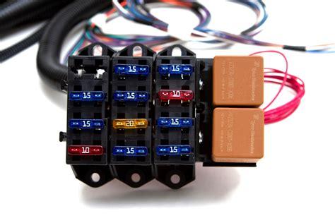 ls   standalone wiring harness wle
