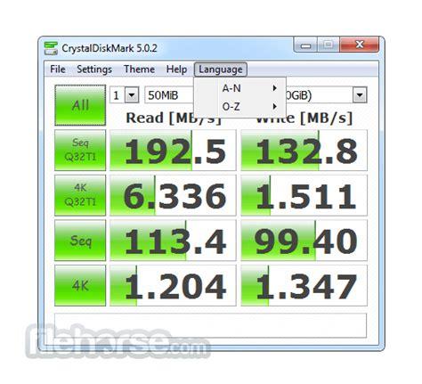 crystal disk bench crystaldiskmark 6 0 0 download for windows filehorse com