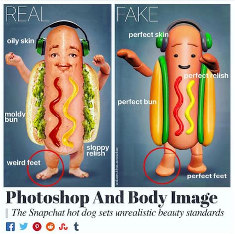 snapchats breakdancing hot dog filter