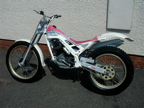 honda machine honda rtl 250s hrc trials 1986 classic machine