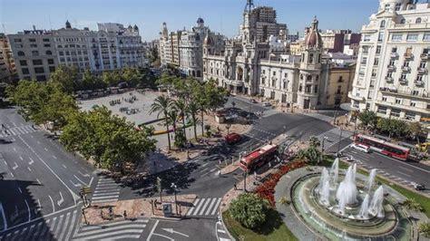 ayuntamiento de valencia ayuntamiento la plaza del ayuntamiento de valencia ser 225 peatonal el