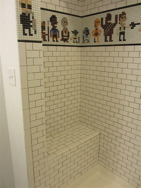 Star wars shower in basement bathroom thedailytop com